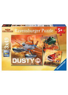 Puzzle 3 x 48 planes 2 - 26909252