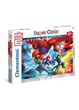 Puzzle 104 big hero - 06627918