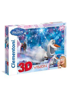 Puzzle 104 3d frozen - 06620603