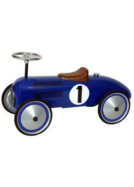 Coche retro roller jean azul - 11106101