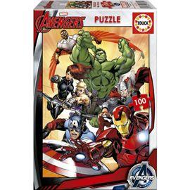 Puzzle 100 avengers