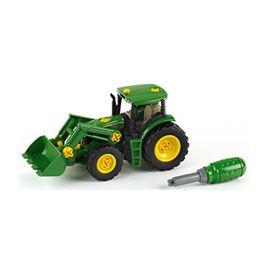 John deere tractor c/cargador frontal