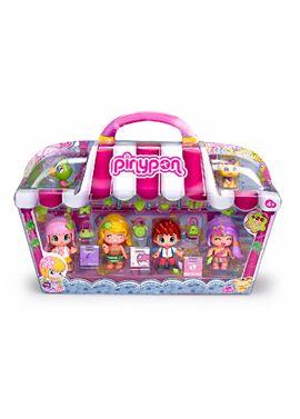 Pinypon city pack 4 figuras - 13032060