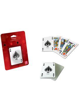 Baraja poker 55 cartas
