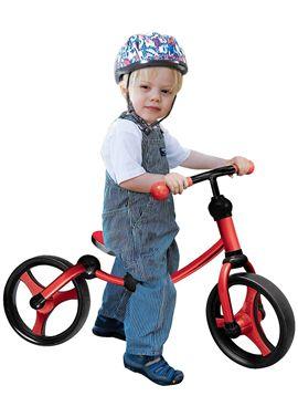 Bicicleta running rojo