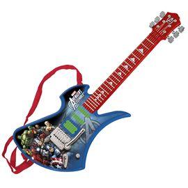 Guitarra electronica avengers - 31001661