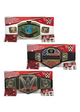 Cinturón de campeón wwe