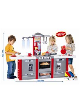 Cocina master chef 3 modulos + luz - 26515168