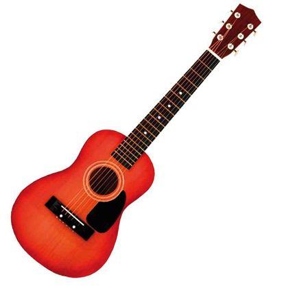 Guitarra madera 75cm. - 31007062(1)