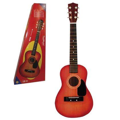 Guitarra madera 75cm. - 31007062(2)