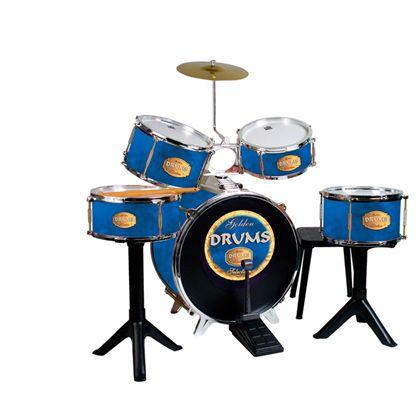 "Bateria ""golden drums"" - 31000727(1)"