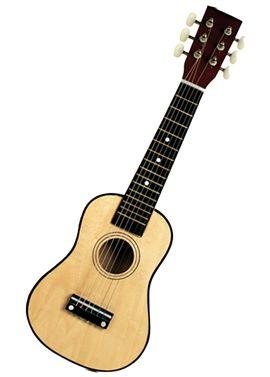 Guitarra madera 55 cm. - 31007060(1)