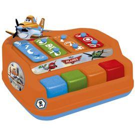 Xilofono piano c/figuras aviones - 31005330