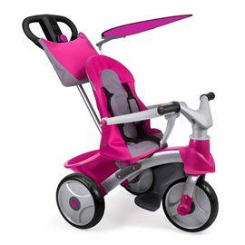Baby trike easy evoluton pink feber - 13089561
