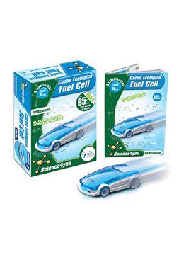 Fuel cell - coche ecologico - 49539140