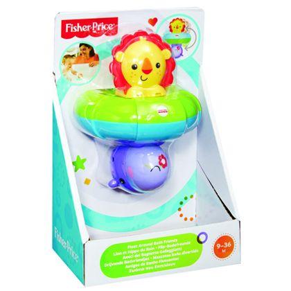Mascotas baño divertido fisher price - 24530988(3)