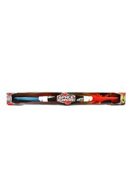Espada láser doble con luz y sonido - 87827817