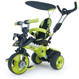 Triciclo city verde - 18503263