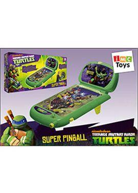 Super pinball tortugas - 18030200