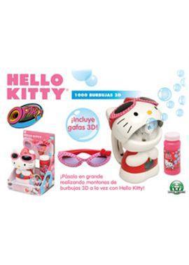 Hello kitty optrix 3d 1000 burbujas - 23423822