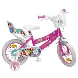 "Bicicleta 14"" princesas - 34300643"