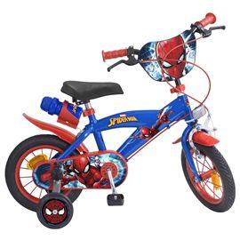"Bicicleta 12"" spiderman - 34300872"