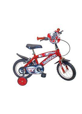 "Bicicleta 12"" tx roja - 34300472"