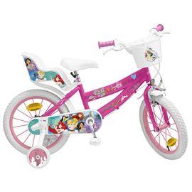 "Bicicleta princesas 16"" - 34300645"