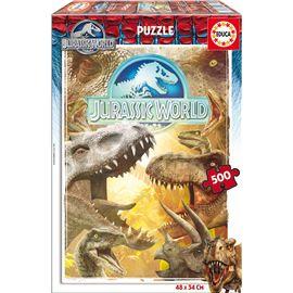 Puzzle 500 jurassic park - 04016341