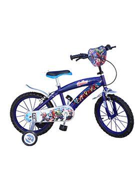 """Bicicleta vengadores de 14"""" - 34300864"""
