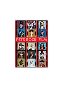 Puzzle 500 pets rock film - 04015553
