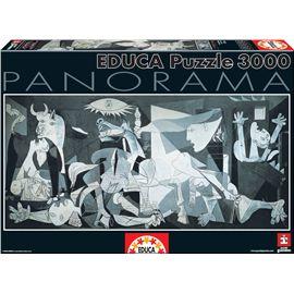 Puzzle 3000 guernica, pablo picaso - 04011502