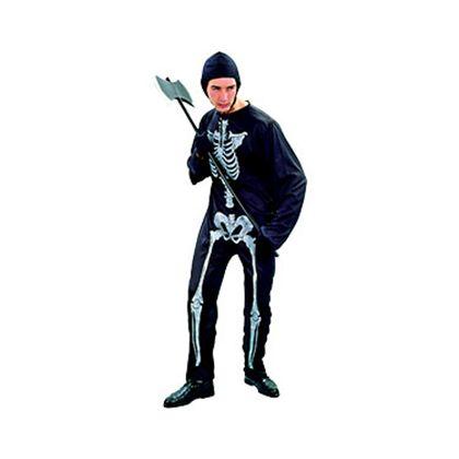 Disfraz skeleto adulto - 92708925