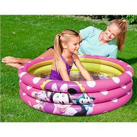 Minnie. piscina hinchable 3 anillos ø102x25 cm. - 86791060
