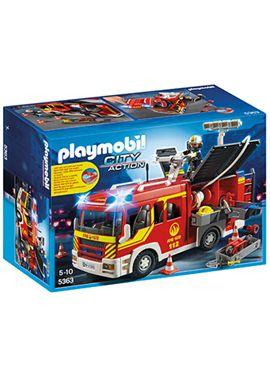 Camion bomberos con luces y sonidos - 30005363