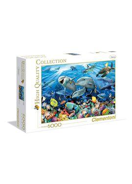 Puzzle 6000 underwater - 06636521