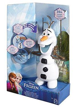 Olaf cabeza loca de frozen - 24518628