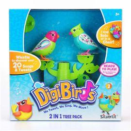 Digibirds arbol con 2 digibirds - 15488237(5)