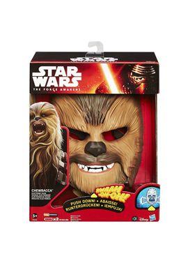 Star wars e7 chewbacca electronic mascara - 25589581(5)
