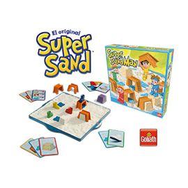 El juego supersand man - 14783250
