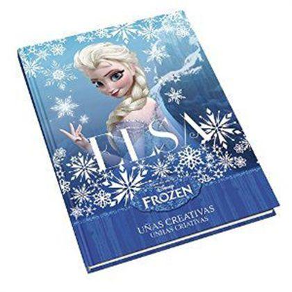 Frozen cuaderno de uñas - 33325093(1)