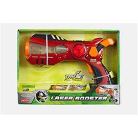 Pistola láser con luces y sonido - 93103942