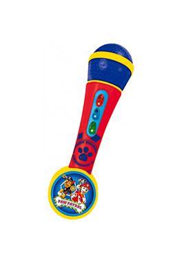 Micro de mano c/amplificador paw patrol - 31002519(1)