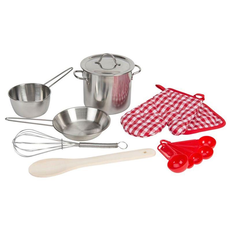 Utensilios de cocina 13 pzs for Utensilios de cocina de aluminio
