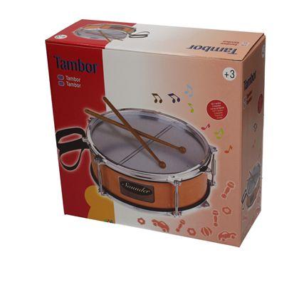 "Tambor ""sounder"" metalizado - 31000731(1)"