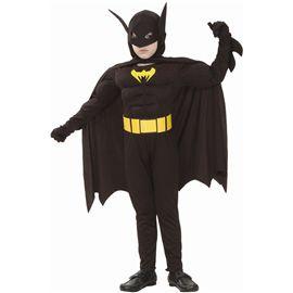 Disfraz héroe murciélago - 92787130