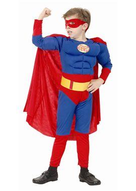 Disfraz súper héroe - 92781273