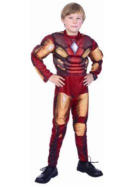 Disfraz héroe iron boy - 92781337