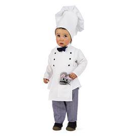 Disfraz cocinero talla 3 mb229 - 57112293
