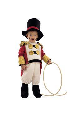 Disfraz domador circo talla 1 mb265 - 57112651